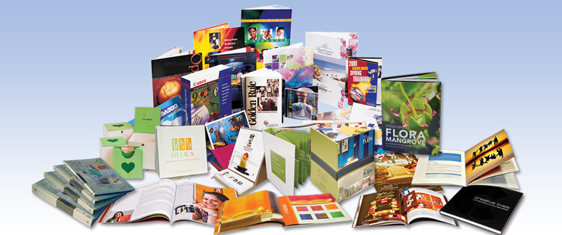 Offset and Digital Printing